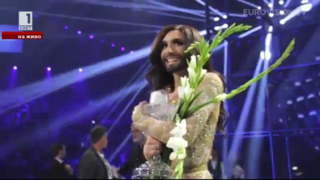 Завърши Евровизия 2014