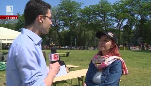 Футбол и бира - перфектната комбинация на живо от Южния парк