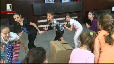 Неделно настроение - на живо с младите танцьори на Зорница Петрова