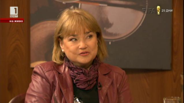 Лили Вучкова със спомени за детските по БНТ