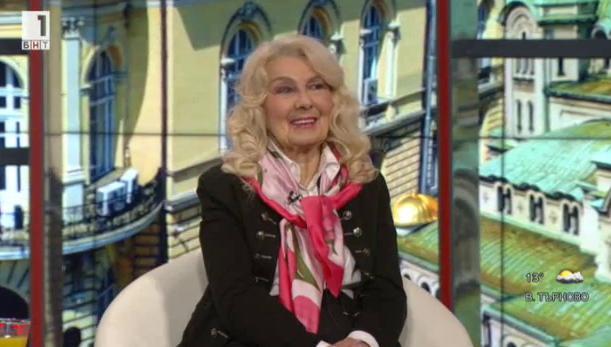 Великите на сцената: Гинка Станчева