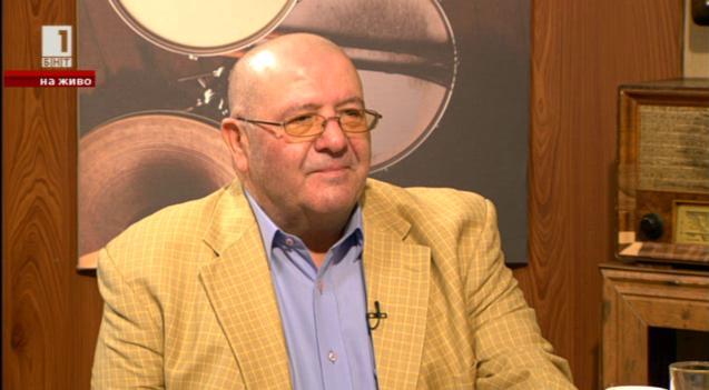 Легендарният радиоводещ Константин Тилев