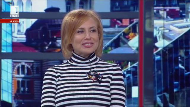 Стефания Колева и златният клас на Мастера