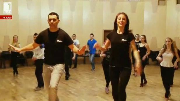 Да танцуваме с Памбос Агапиу