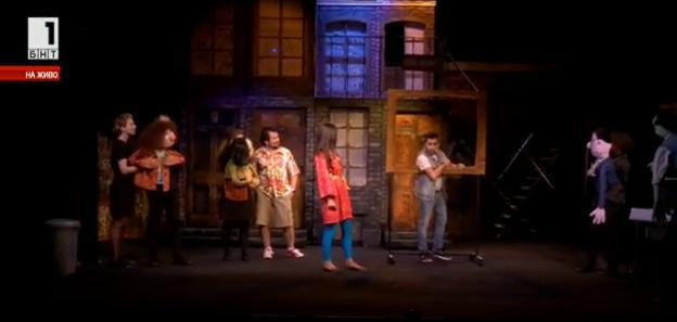 Авеню Кю - кукленият мюзикъл, който скандализира Бродуей
