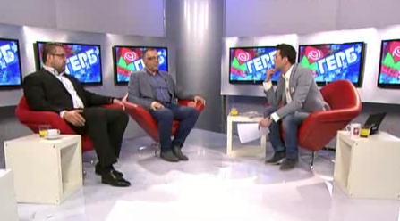 Политически сметки: спорят Георги Харизанов и Антон Кутев