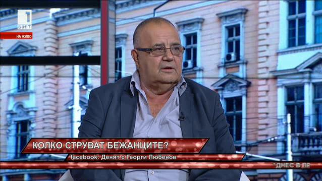 Проф. Божидар Димитров: Ислямът не е религия, той е политическа доктрина