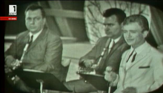Живите архиви - първият запис на Стефан Воронов