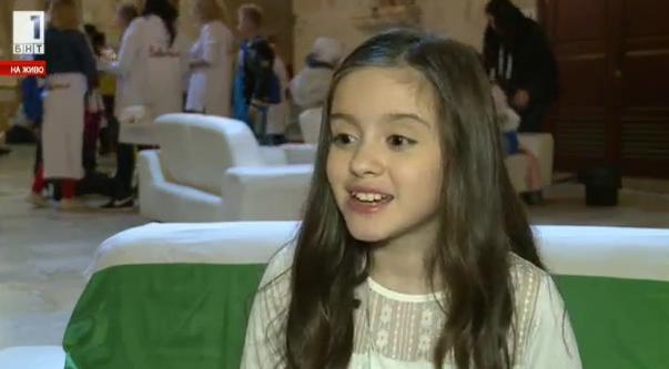 Лидия Ганева: Днес разбрах, че съм достатъчно голяма за Евровизия