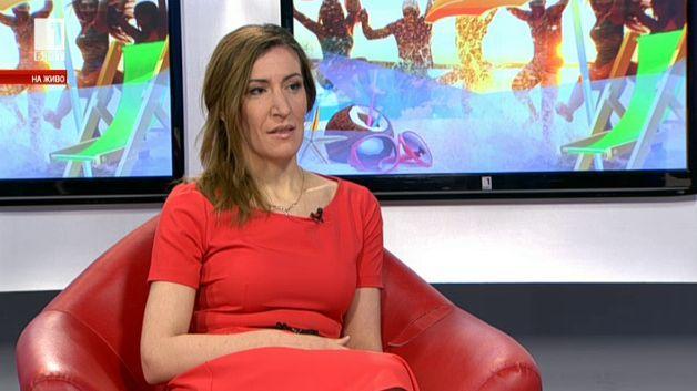Николина Ангелова: Очакваме един много добър летен сезон