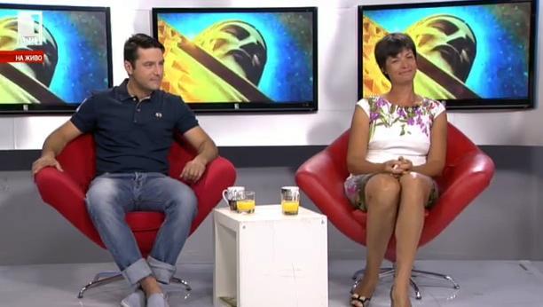 Дни преди игрите в Рио - разговор Румяна Нейкова и Никола Ибришимов