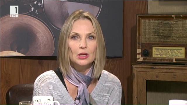 Звезда на сцената и в киното: Ваня Цветкова /повторение/
