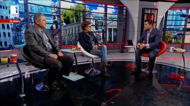Политически спорове през 2017-та: Методи Андреев и Татяна Буруджиева
