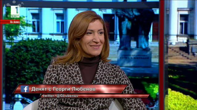 Николина Ангелкова: Към момента за 10-те месеца имаме около 3 милиарда евро приходи