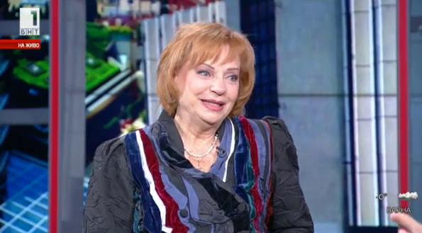 Легендите на БНТ: Мария Янакиева
