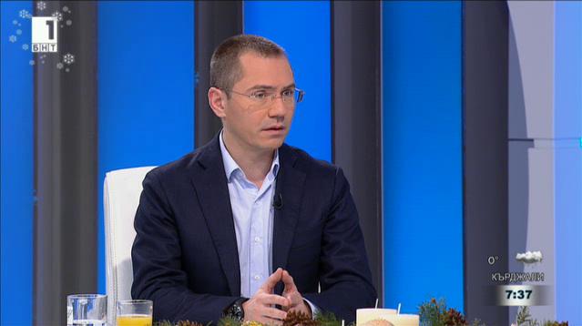 Църква, политика, Балкани - евродепутатът Ангел Джамбазки