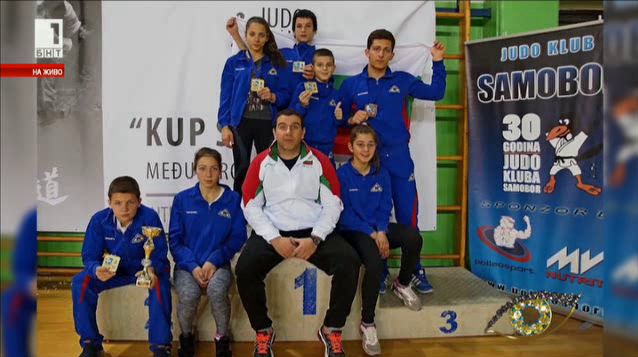 Международният ден на джудото със Спортен клуб Илинден-София