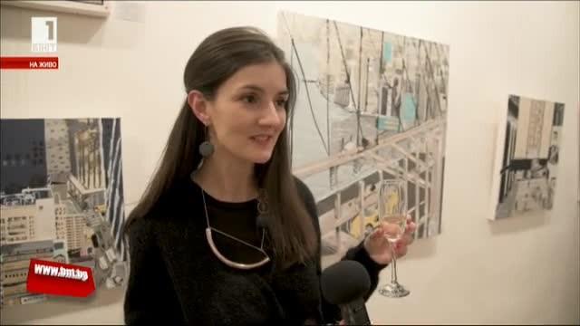 Изложба на Силвия Георгиева - Селвида в БКИ в Лондон
