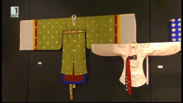 """""""Тайните на корейските занаяти"""" - изложба в СБХ"""