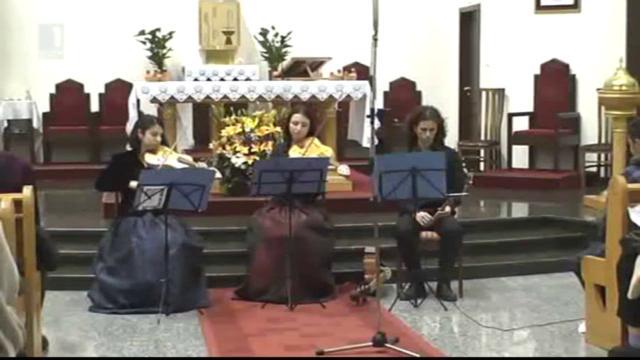 Средновековен концерт