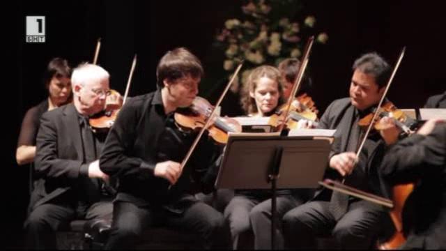 """Концерт на """"Сейнт Мартин ин дъ Фийлдс"""" във Варна"""