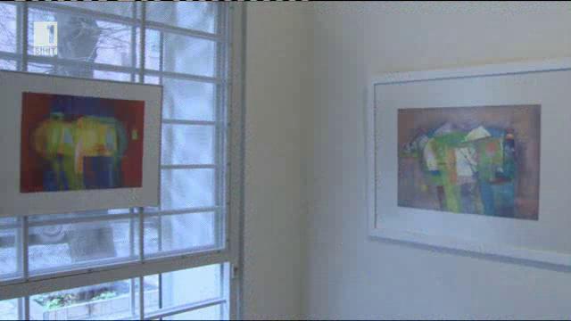 Стоян Чуканов с изложба живопис в галерия Лоранъ