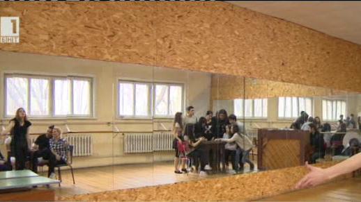 Мамма Миа в учебния музикален театър на НМА