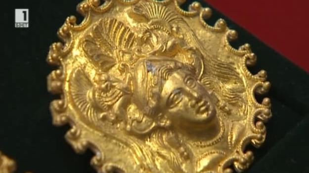 Тракийските съкровища в Лувъра