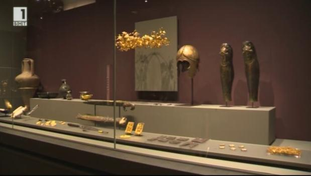 Тракийската култура гостува в Лувъра