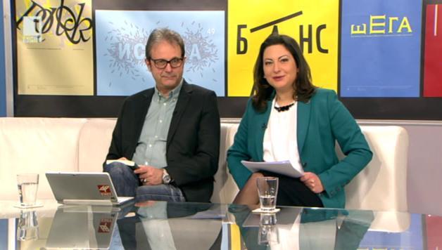 """За филма """"Дякон Левски в Денят започва с култура - 19.02.2015"""
