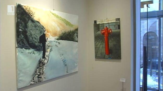 Изложба на финалистите от конкурс за съвременно българско изкуство