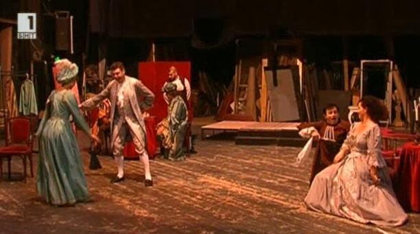 Премиера във Варна: операта Адриана Лекуврьор