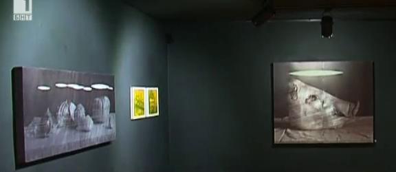 Меланхолия - изложба на Иво Бистрички