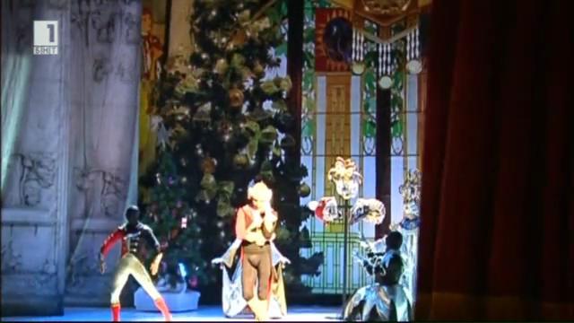 Премиера на балета Лешникотрошачката във Варненската опера