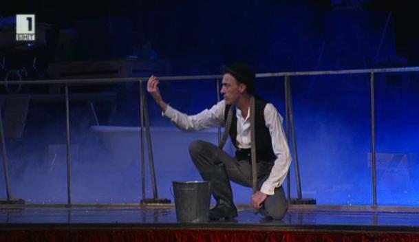 5.12.2013: Премиерата на Херкулес и авгиевите обори в Народния театър