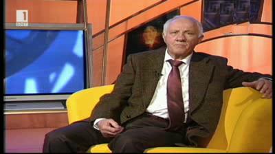 6.12.2013: Кинорежисьорът Милен Гетов навършва 88 години