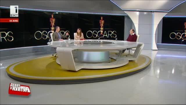 Номинации за наградите Оскар за 2018-а