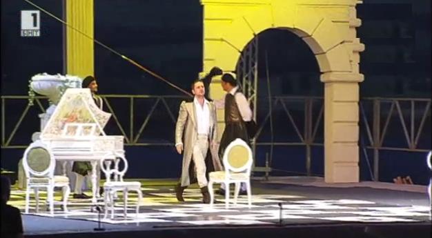 Премиера на Моцарт и Салиери в Правец