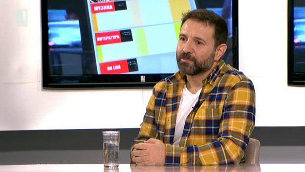 Стилиян Иванов с нова книга