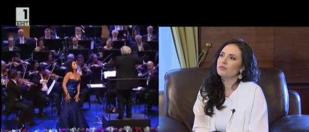 Оперната прима Соня Йончева с концерт в зала България