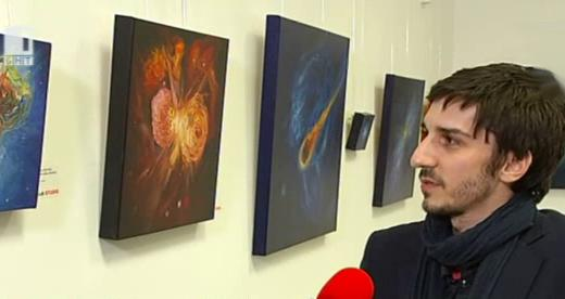 Изложба Голо око, посветена на Кольо Карамфилов