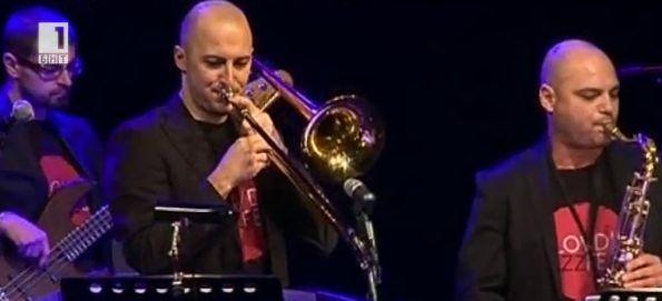 Инструментална вечер в Пловдив джаз фест