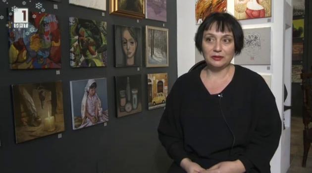 Традиционна годишна изложба в галерия Астри