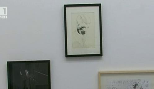 """""""Оставете ги да рисуват"""" в галерия Сариев"""