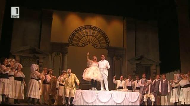 Дон Паскуале на Варненската сцена