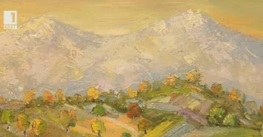 Пленер - живопис