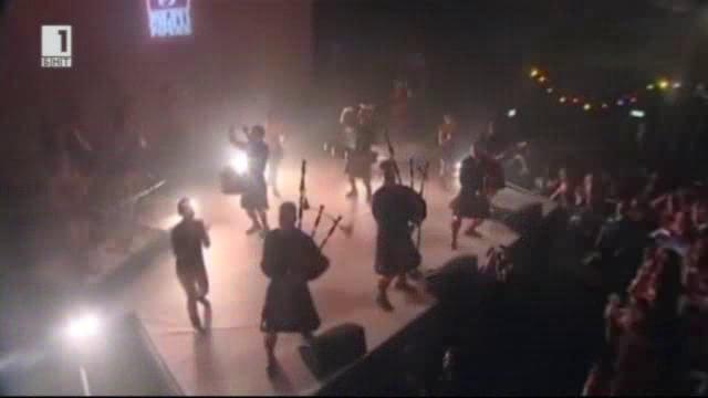 Red Hot Chili Paippers с концерт в НДК