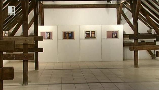 Изложбата Венеция се оглежда