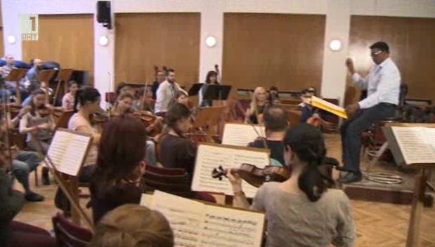 Първата американска опера Порги и Бес в зала България