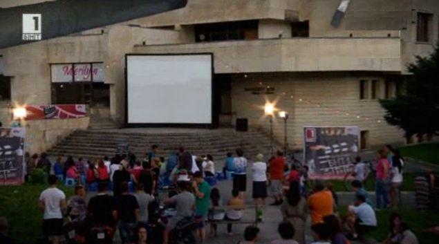 Пътуващото лятно кино на БНТ в Земен и Пещера